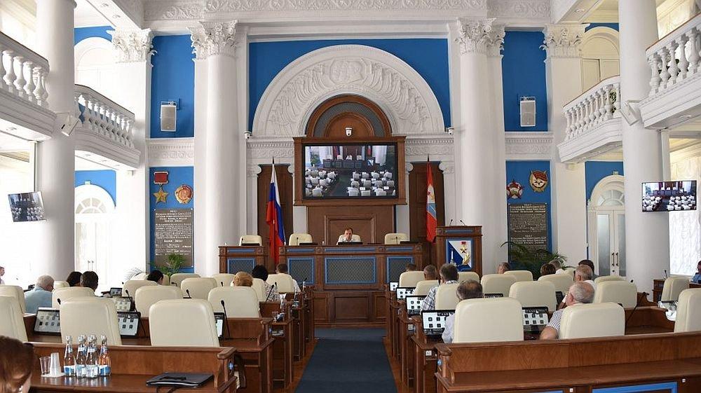 Губернатор Севастополя заставит депутатов сдать «хвосты» перед каникулами