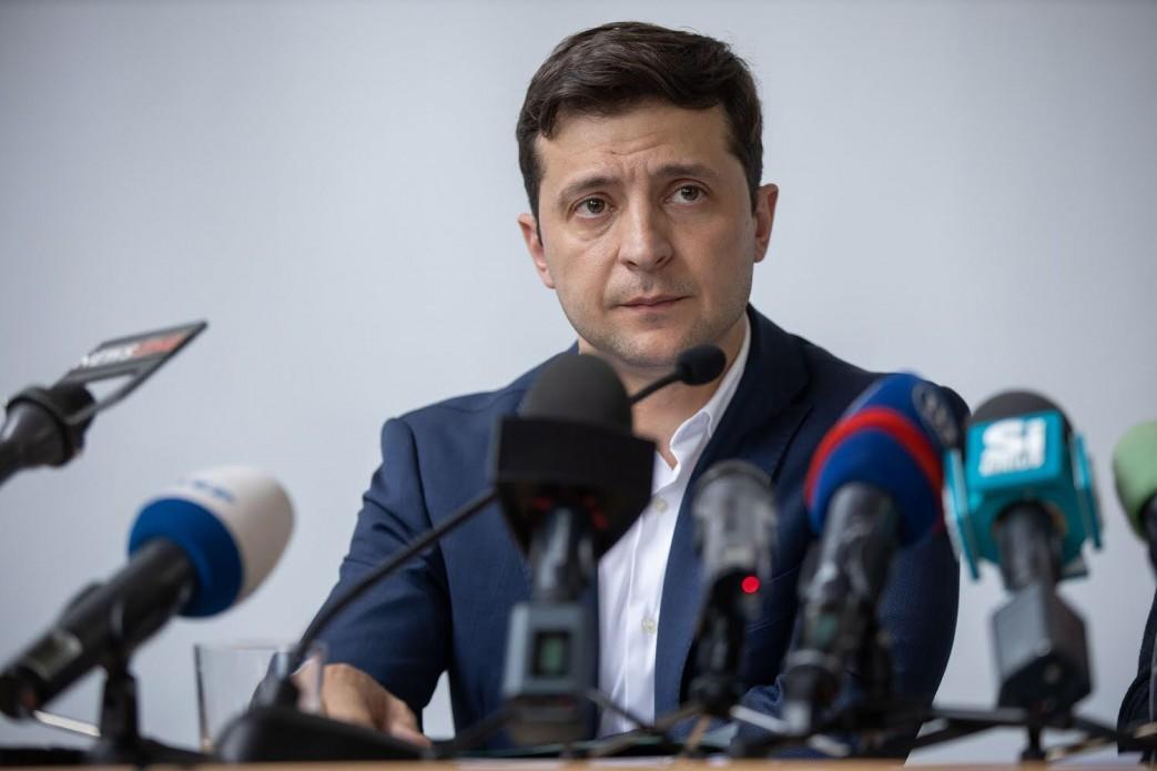 На Украине сообщили о минировании дома родителей Зеленского