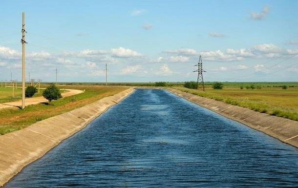 Советник Зеленского предложил возобновить подачу воды в Крыму