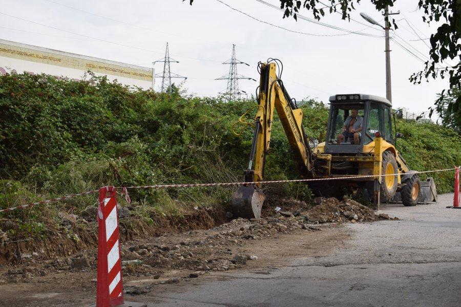 В Севастополе обнаружили тротуар, который не использовался 40 лет