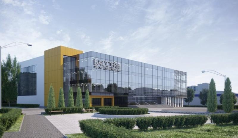 Новый спорткомплекс имени 200-летия Севастополя откроется в 2020 году. Фото