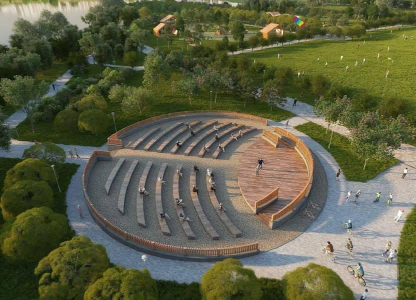 В Севастополе облагородят лишь десятую часть набережной Парка Победы