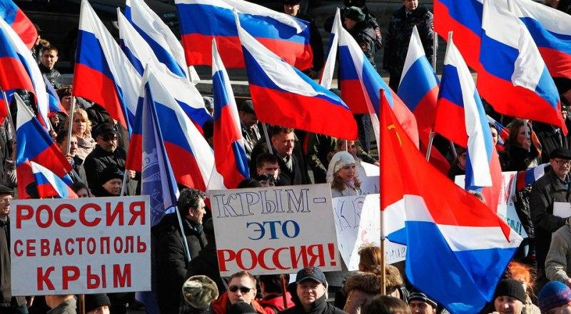 На Украине мужчине грозит 10 лет тюрьмы за поддержку «Крымской весны»