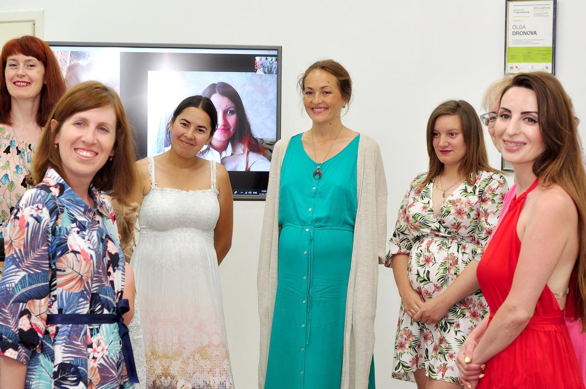 Будущих мам в Севастополе готовы обучать дородовому воспитанию детей