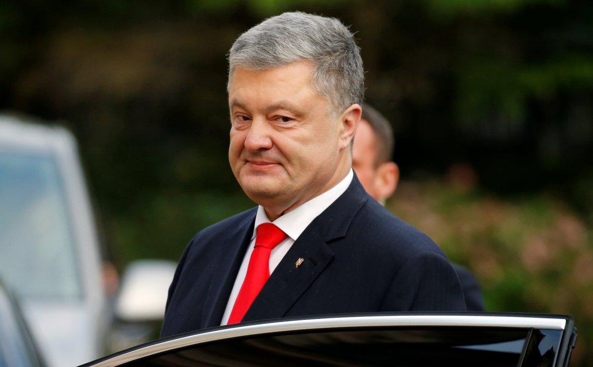Порошенко покинул Украину и может не вернуться