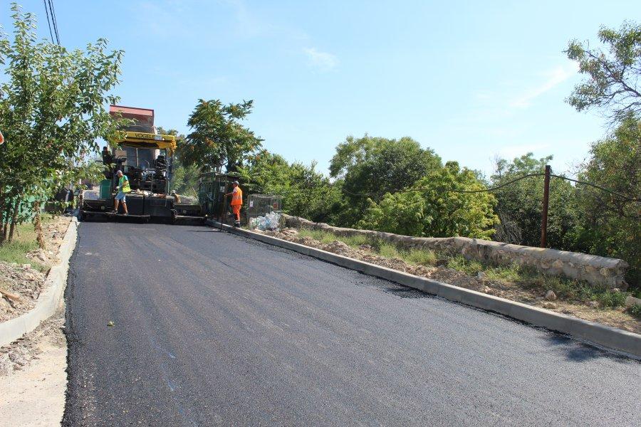Стало известно, когда закончится ремонт дорог на улицах Мечникова, Симферопольская и Яна Гамарника