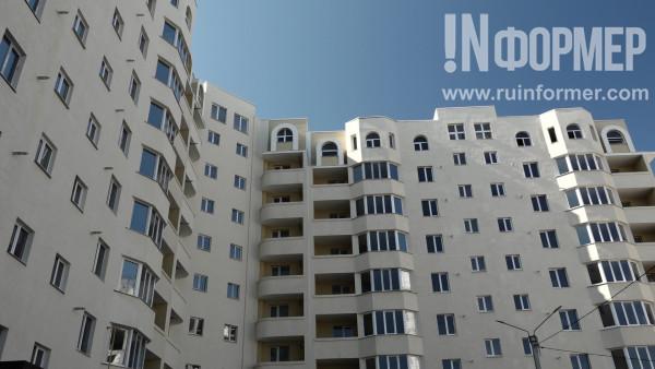 В Севастополе наконец-то достроили многострадальный дом