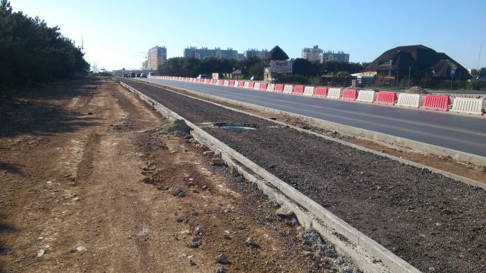 Правительство расторгает контракт с подрядчиком реконструкции Камышового шоссе