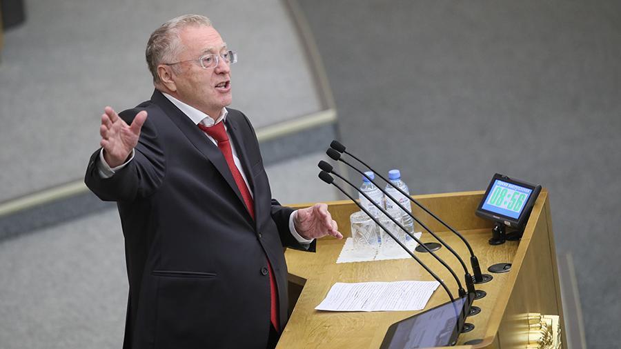 Жириновский рассказал, когда Украина войдет в состав России
