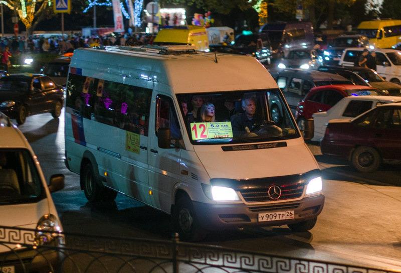 Севастопольцы просят вернуть ночные «топики» по двойному тарифу