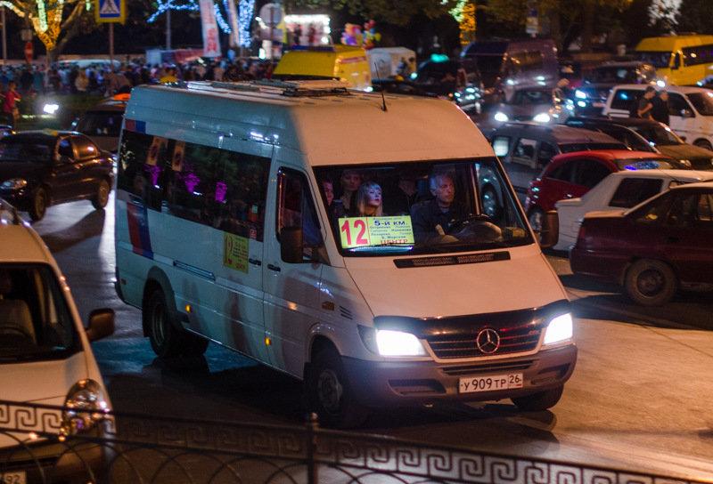 Автобус №12 пустят по улице Коломийца