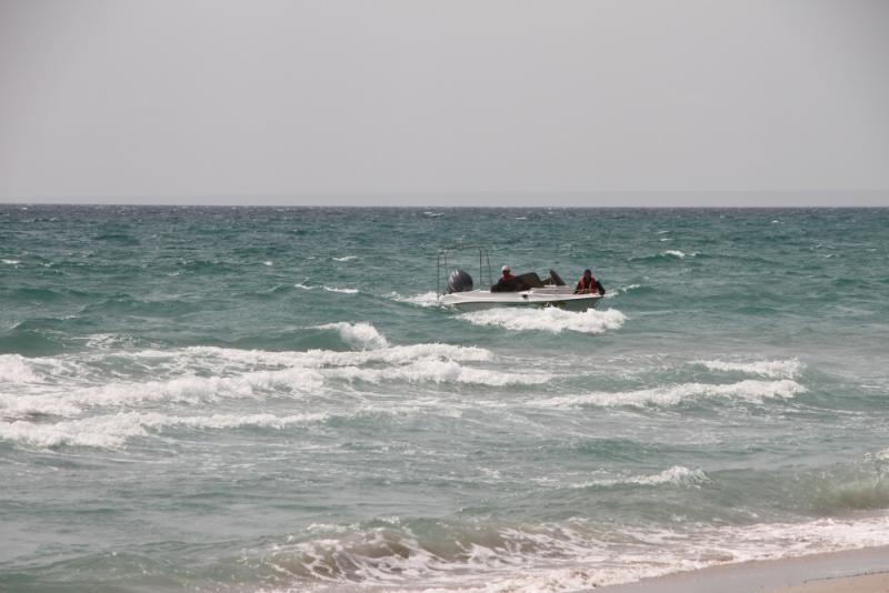На пляже крымского курорта подорвали бомбу