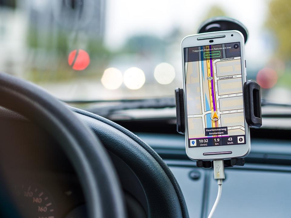 Мобильное приложение поможет автомобилистам оформлять ДТП