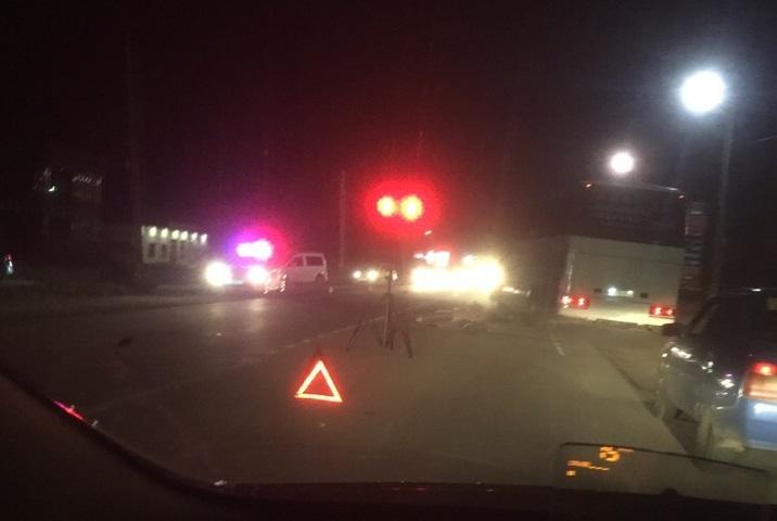 На крымской трассе сбили мотоциклиста