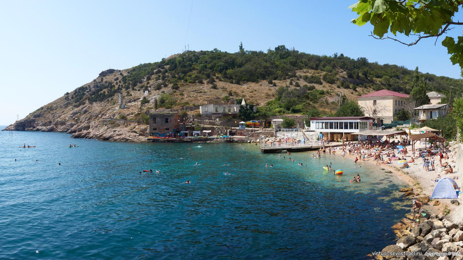Роспотребнадзор запретил купание на 10 пляжах в Крыму и в Севастополе