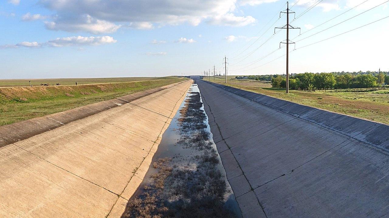 Воды не будет: у Зеленского озвучили принципиальную позицию по водной блокаде полуострова