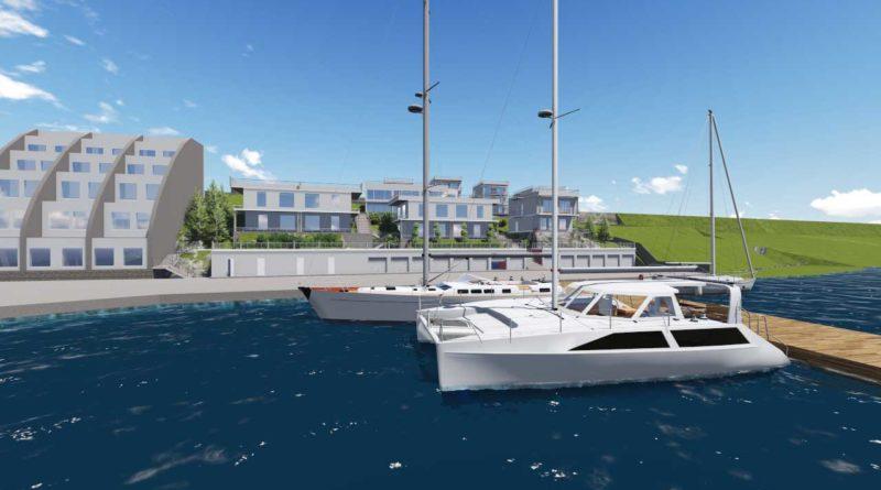 В Балаклаве возведут огромный рекреационный комплекс «Яхтенная деревня»