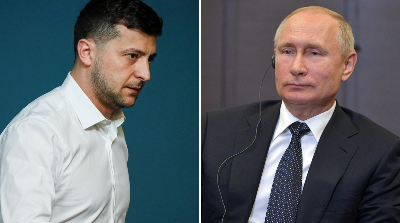 Путин назвал условие диалога с Зеленским