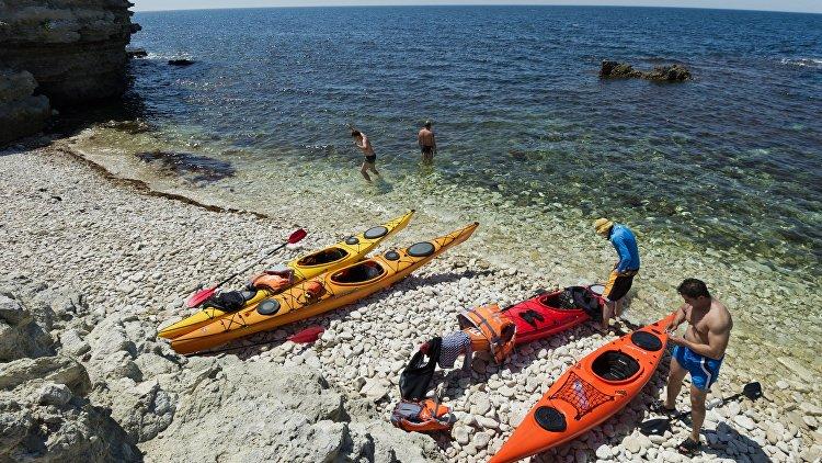 Где сейчас в Крыму самое чистое море