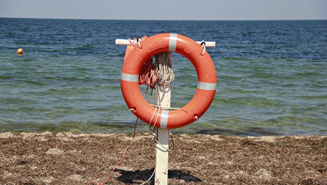 В Евпатории утонул человек