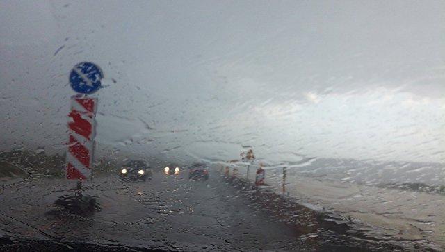 Мощный циклон: на Крым надвигается непогода