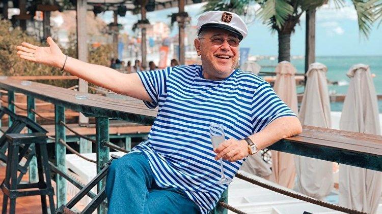 Петросян рассказал об увиденных в Крыму украинских туристах