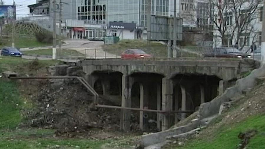 Мост на Пожарова в Севастополе отремонтируют до конца года