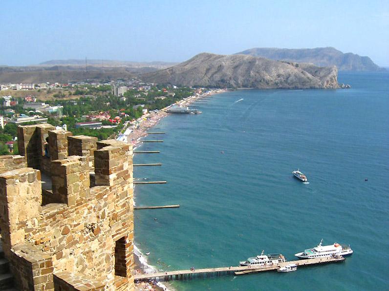 В Крыму из-за фестиваля на неделю перекроют дорогу