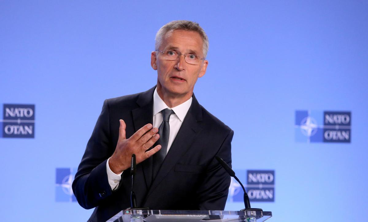 Генсек НАТО объяснил присоединение Крыма к России