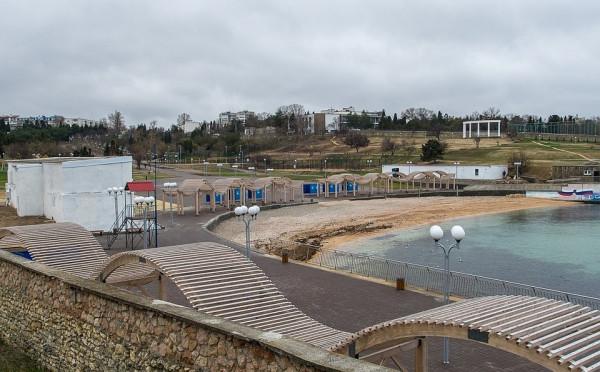 Севастопольский парк Анны Ахматовой будет доступен для инвалидов