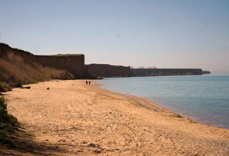 Где в Севастополе пляж с идеально чистой водой