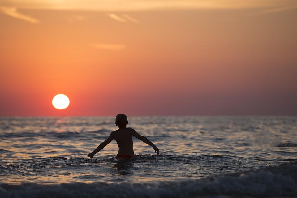 В Крыму дети сбежали из дома, чтобы отдохнуть у моря
