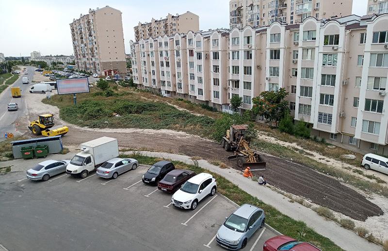 В Севастополе Столетовский проспект и улицу Тараса Шевченко снова соединят дорогой