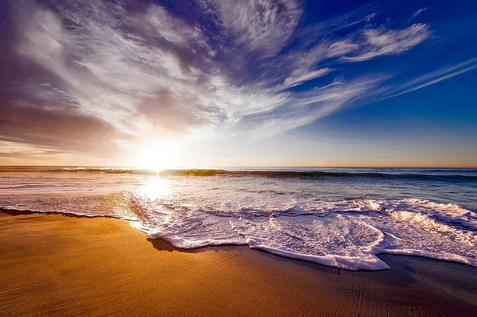 У берегов Крыма резко похолодала морская вода