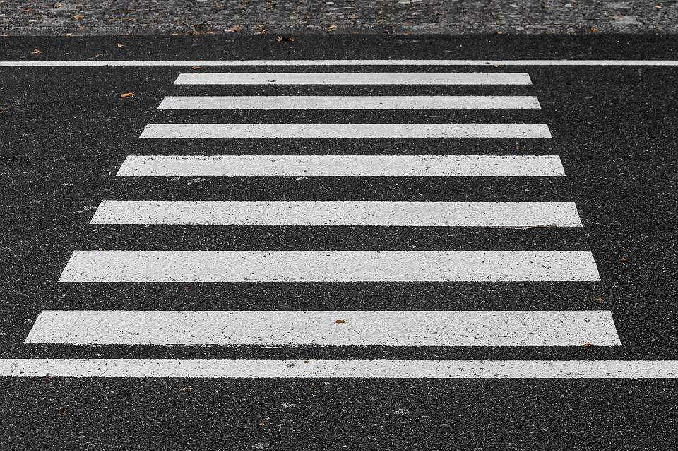 В Севастополе штрафовали пешеходов-нарушителей