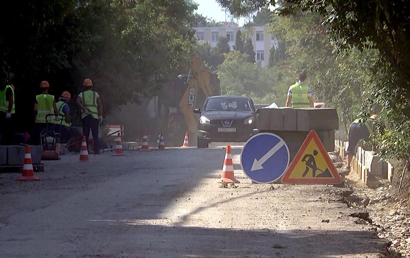 В Севастополе отремонтируют дороги на семи улицах Корабельной стороны