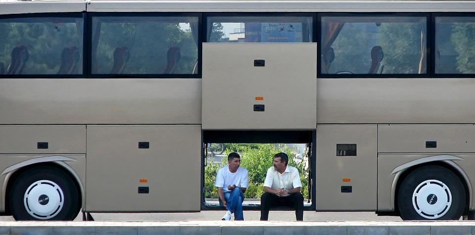В Крыму открыли два новых автобусных маршрута на материк