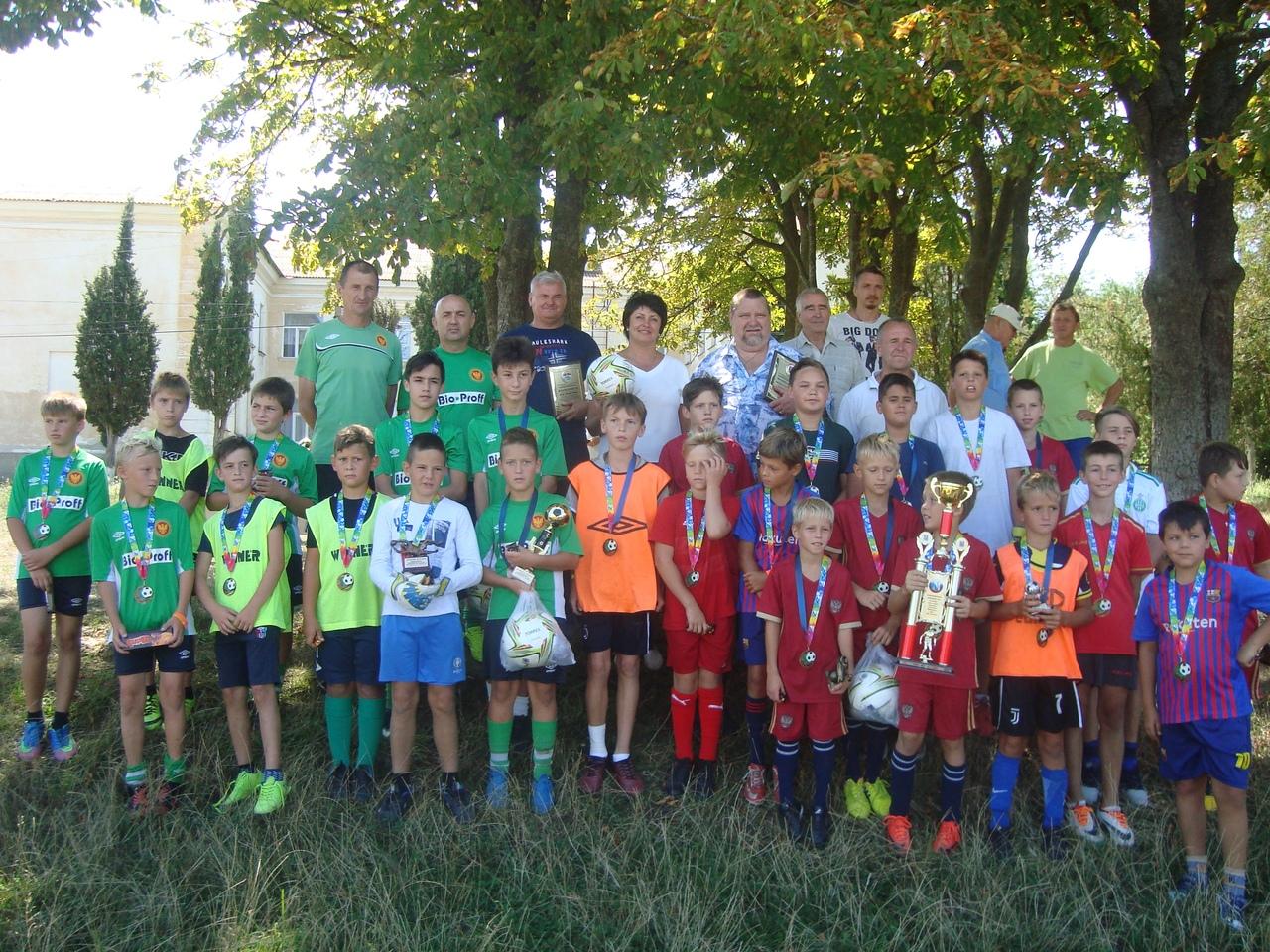 Татьяна Лобач поздравила участников межмуниципального турнира по футболу