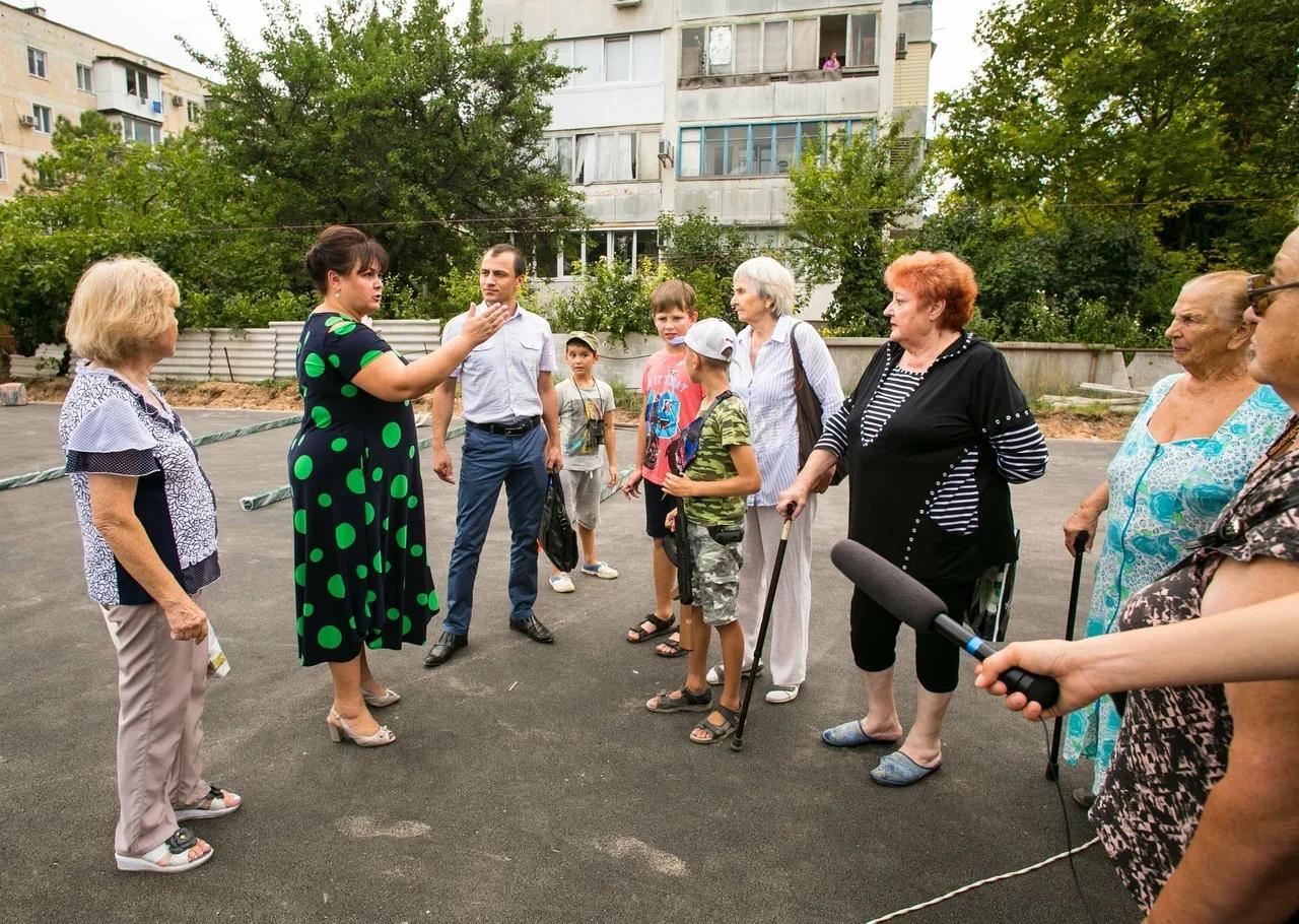 В Севастополе на ПОРе появится многофункциональная спортивная площадка
