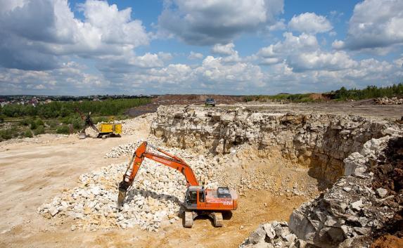 В известняковом карьере Севастополя обнаружили загадочные предметы возрастом 70 млн лет
