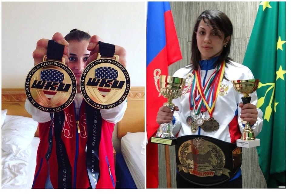 Стали известны имена погибших в Севастополе спортсменок