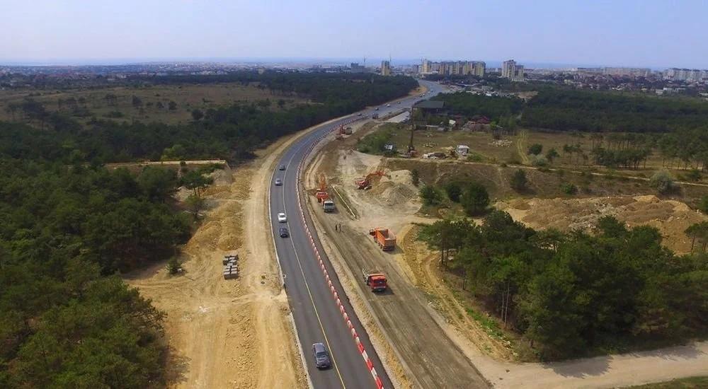 Ремонтом Камышового шоссе в Севастополе займется новый подрядчик