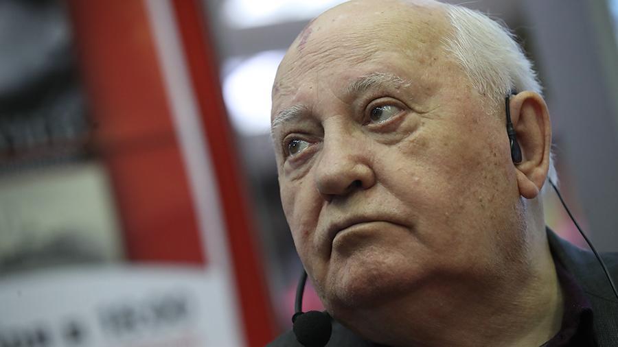 Стало известно о плохом состоянии здоровья Горбачева