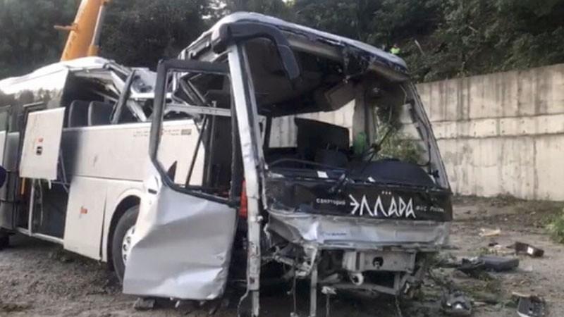 Подробности страшной аварии с автобусом под Новороссийском: погибшие возвращались из Крыма