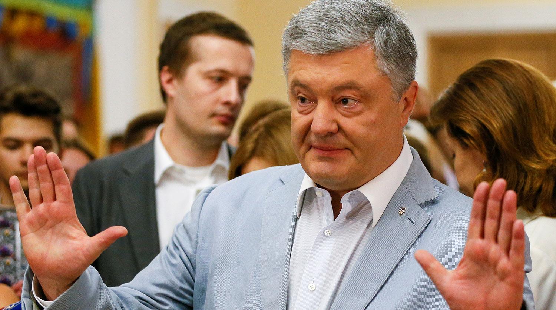 Порошенко обвинили в выводе с Украины 8 миллиардов долларов