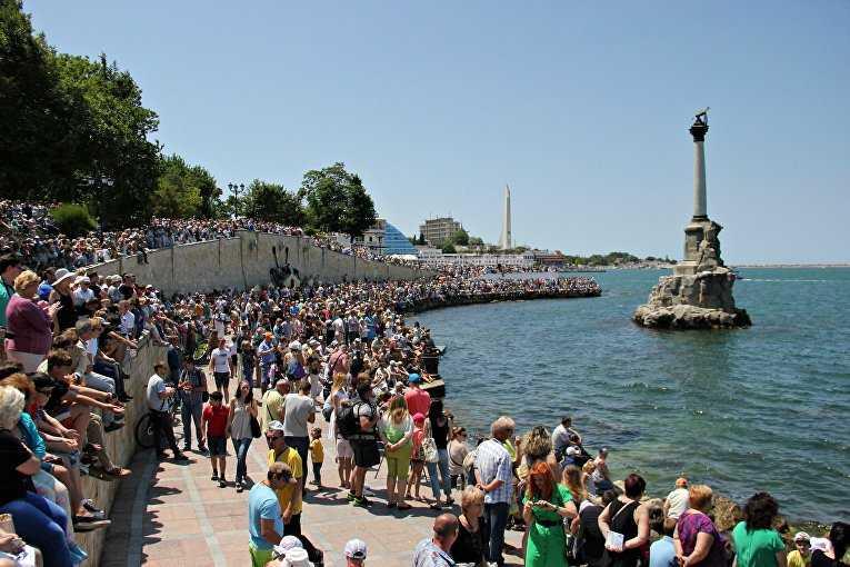 Крымстат посчитал население Севастополя