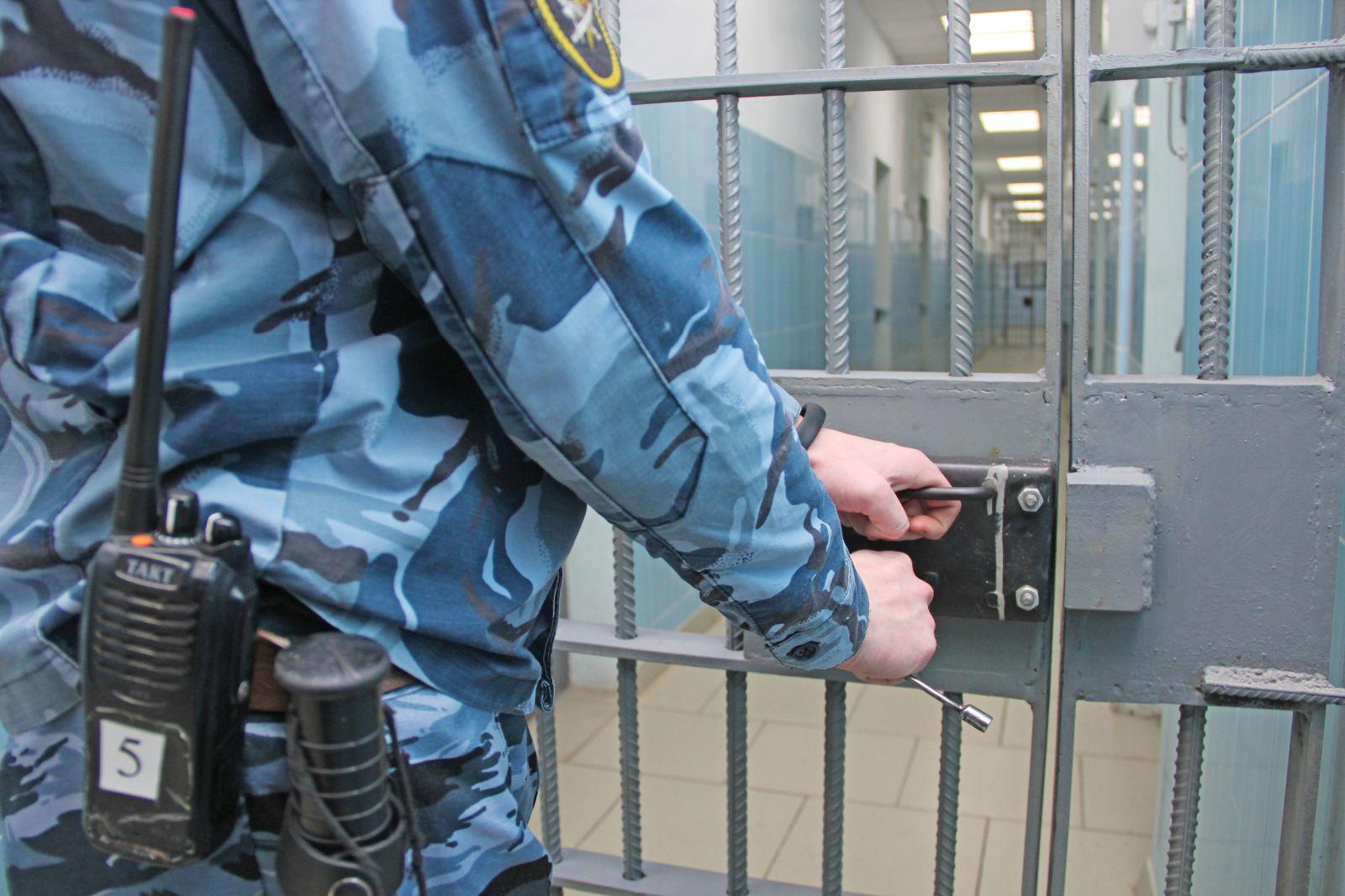 В симферопольском СИЗО выходец с Кавказа зарезал сокамерника