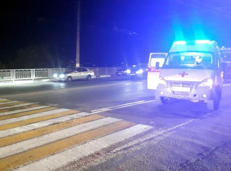 Ночью в Ялте сбили подростка