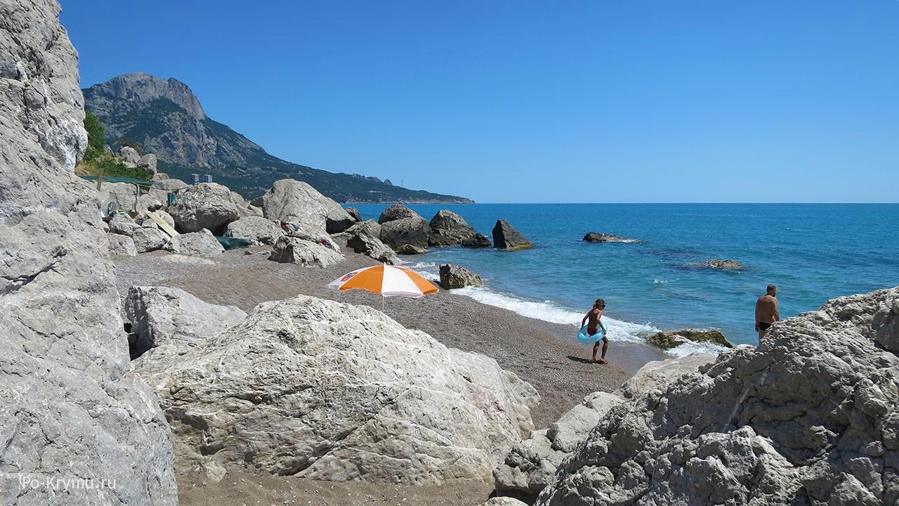 Пляж «Батилиман» остался без оператора