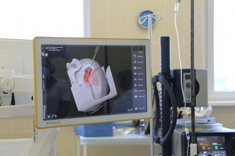 В детской поликлинике на Юмашева начал работать новый аппарат УЗИ экспертного класса